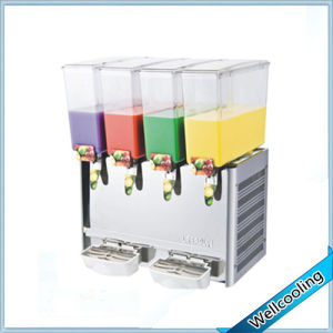 Prefect Price Lsj-9L*4 Cold Drink Dispenser Machine pictures & photos