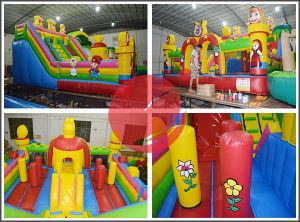 Giant Inflatable Games for Kids Play (T6-051) pictures & photos