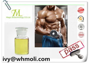 99%Min Purity Pharma Grade Semi-Finished Oil Trenbolone Acetate 100mg/Ml pictures & photos