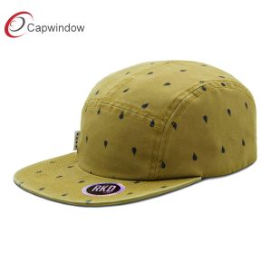 Capwindow New Custom Leisure Cotton Camping Cap Baseball Cap with Sticker pictures & photos