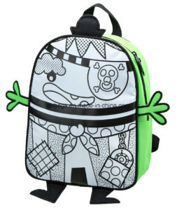 Color a Bag & Accessories, Color a Cutie Backpack pictures & photos