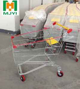 Caddie Style Shopping Trolley Cart Maiyi pictures & photos