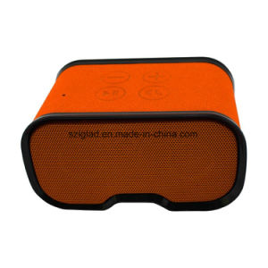 Super Bass Bluetooth Wireless Binoculars Shape Amfplifier Mobile Speaker pictures & photos