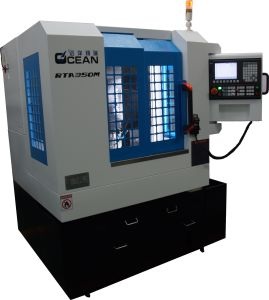 CNC Engraver and Cutting Machine for Metal Mold Processing (RTA350M)