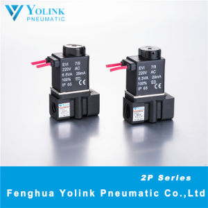 2P025-06 Series Direct Acting Solenoid Valve pictures & photos