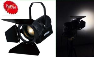 LED Fresnel Studio Light Zoom 60W/100W Theater Light pictures & photos