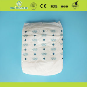Magic Tape Disposable Cotton Adult Diapers for Incontinence People pictures & photos