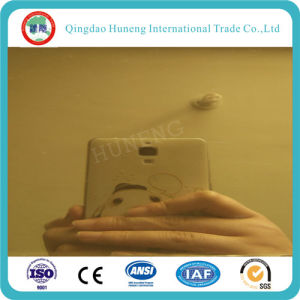 4mm 5mm 5.5mm 6mm Golden Reflective Glass (offline reflective) pictures & photos