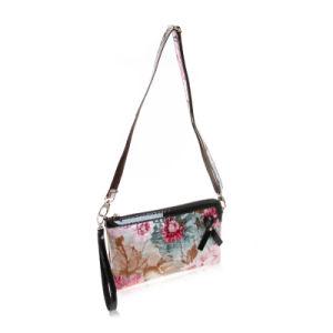 Women Patent Leather Crossbody Bag Wristlet Fashion Shoulder Messenger Bag pictures & photos