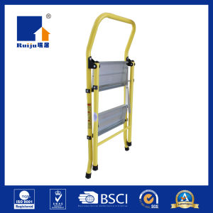 Aluminum-Steel Stepladder for Daily Use pictures & photos