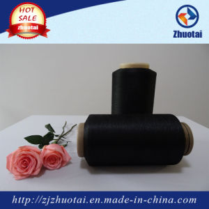Air Covered Yarn Spandex Covered Nylon Yarn pictures & photos