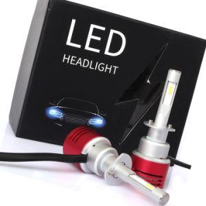 6000k LED Auto Lamp 60W Car LED Lamp 8400lm Auto Head Lamp V5 H1 Csp LED Headlight pictures & photos