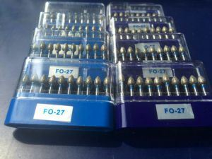 Dental Diamond Burs for High Speed Handpiece pictures & photos