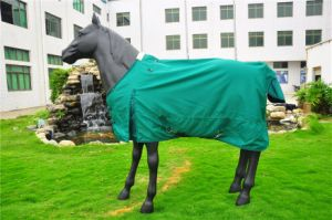 600d Waterproof Breathable Polyester Horse Rug Spring&Autumn pictures & photos