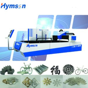 1000W Fiber Laser Cutting Machine with Good Cutting Performance pictures & photos