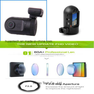 Mini Ambrella A7la50 GPS Asds Car DVR with 1.5inch HD TFT Screen, Google Map Tracking,2k Video Resolution Recoder,Hdr 1296p  Black Box, Parking Control DVR-1512 pictures & photos