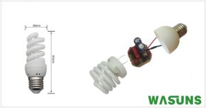 T2 Fs 5W E27 B22 Ce RoHS Energy Saving Light pictures & photos