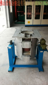 Induction Melting Furnace for Gold, Silver, pictures & photos