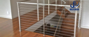 Stainless Decking Cable Railing Systems pictures & photos