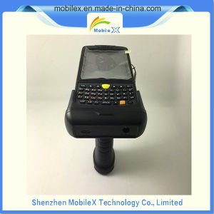 PDA with Pistol Grip, 1d/2D Barcode, Lf/Hf/UHF RFID Reader pictures & photos
