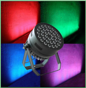 36PCS 10W RGBW 4in1 LED PAR Wash Light Stage Equipment pictures & photos