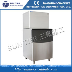 Industrial Ice Cube Making Machine Machines for Production Cube pictures & photos