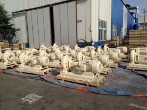 Horizontal End-Suction Pump pictures & photos