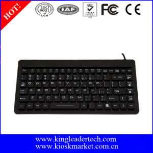 Customizable IP68 Washable Keyboard Silicone Rubber Keyboard