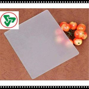 4-10mm Frosted Super Clear Tempered Glass pictures & photos