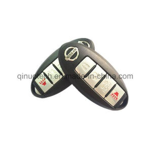 Buttons Smart Auto Transponder Flip Key Shell Nissan X-Trail&Nissan Teana pictures & photos