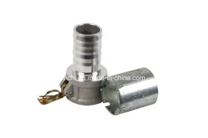 Al Different Type Camlock Coupling with Shank Machined pictures & photos