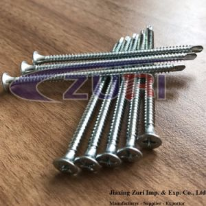 Self Drilling Screw 4.8X89 Zn pictures & photos