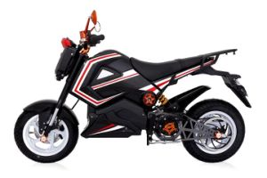 Hot Selling Electric Racing Motorcycle with MID-Engine pictures & photos