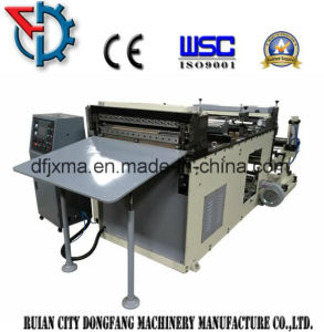 Servo Motor Drive Automatic Sheeter with Manual Sheet Arrangement pictures & photos