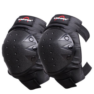Black Shells Racing Protector Motorcycle Knee/Elbow Gurad (MA015) pictures & photos