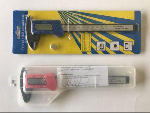 0-150mm Plastic Digital Vernier Caliper pictures & photos