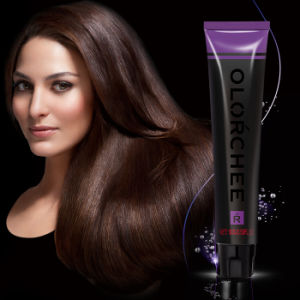 Professional Permanent Hair Color Cream for 94 Colors pictures & photos