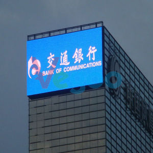 P6 Outdoor Advertising Full Color LED Display Cabinet for LED pictures & photos