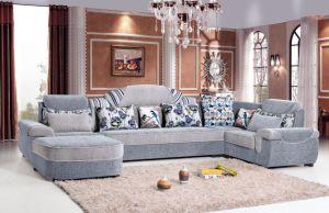 Hotel Sofa Bed Fabric Sofa (FEC1302) pictures & photos