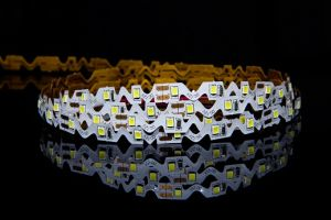 Wholesale Price DC12V S-Shape/Zigzag LED Flexible Strip pictures & photos