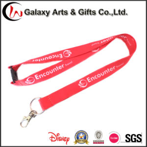 Wholesale 2cm Width*90cm Length Dye Sublimation Neck Strap Key Chains Lanyards with safety Buckle, Keyring, Snap Hook and Custom Logo Encounter Travel pictures & photos