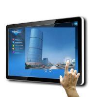 """Design with Alu Frame IP65 55"""" Touch Monitor with OPS Solution pictures & photos"""