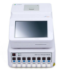 in Vitro Diagnostic Instrument Poct Rapid Testing Analyzer pictures & photos