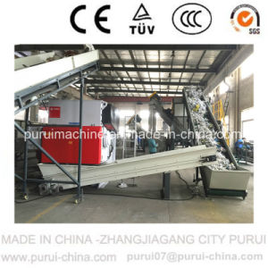 High Capacity Plastic Waste Washing Machine for PP Non-Woven Fabric pictures & photos
