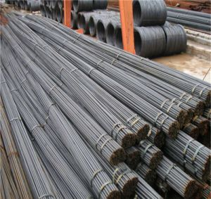 Deformed Steel Bar Iron Rods HRB400/Hrr60/BS4449 pictures & photos
