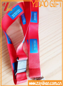 High Quality Customed Print Logo Lanyard 900mm (YB-HD-178) pictures & photos