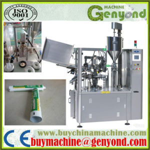 High Quality Toothpaste Filling Machine pictures & photos