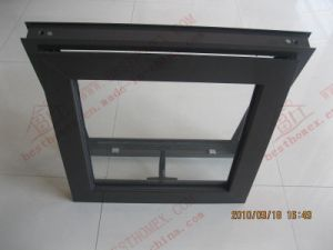 Powder Coating Aluminium Awing Window (BHA-AW25) pictures & photos