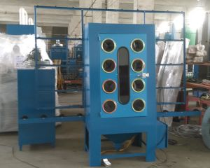 Glass Manual Sandblasting Machine for Sanding Glass pictures & photos