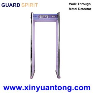 Muti Zones Full Body Scanner Metal Detector Gate (2101A6) pictures & photos